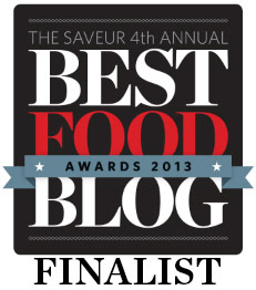 saveur best food blog awards