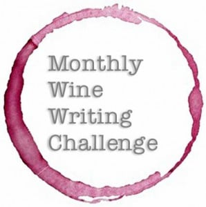 monthe wine writing challenge