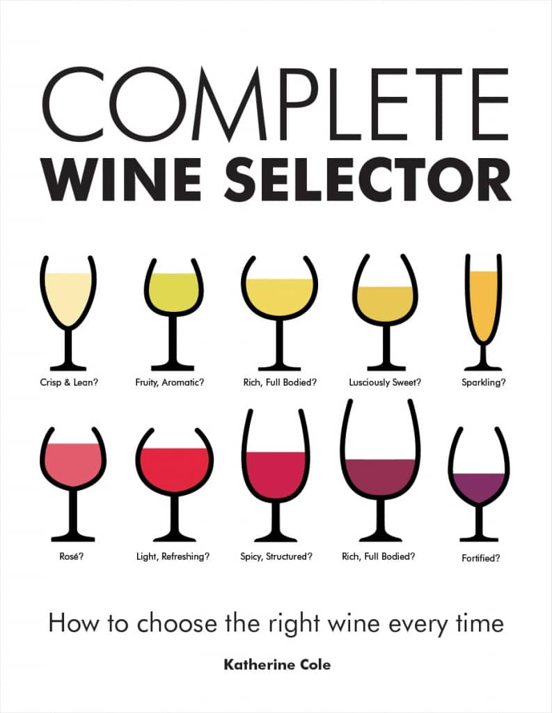 complete wine selector katherine cole