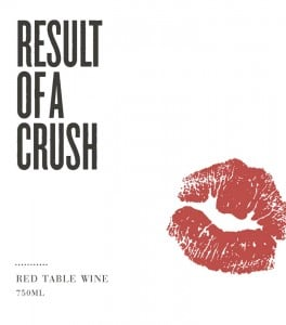 result of a crush