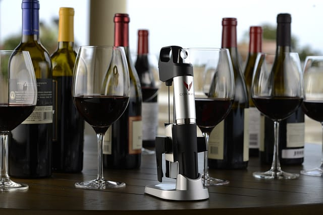 coravin wine glasses