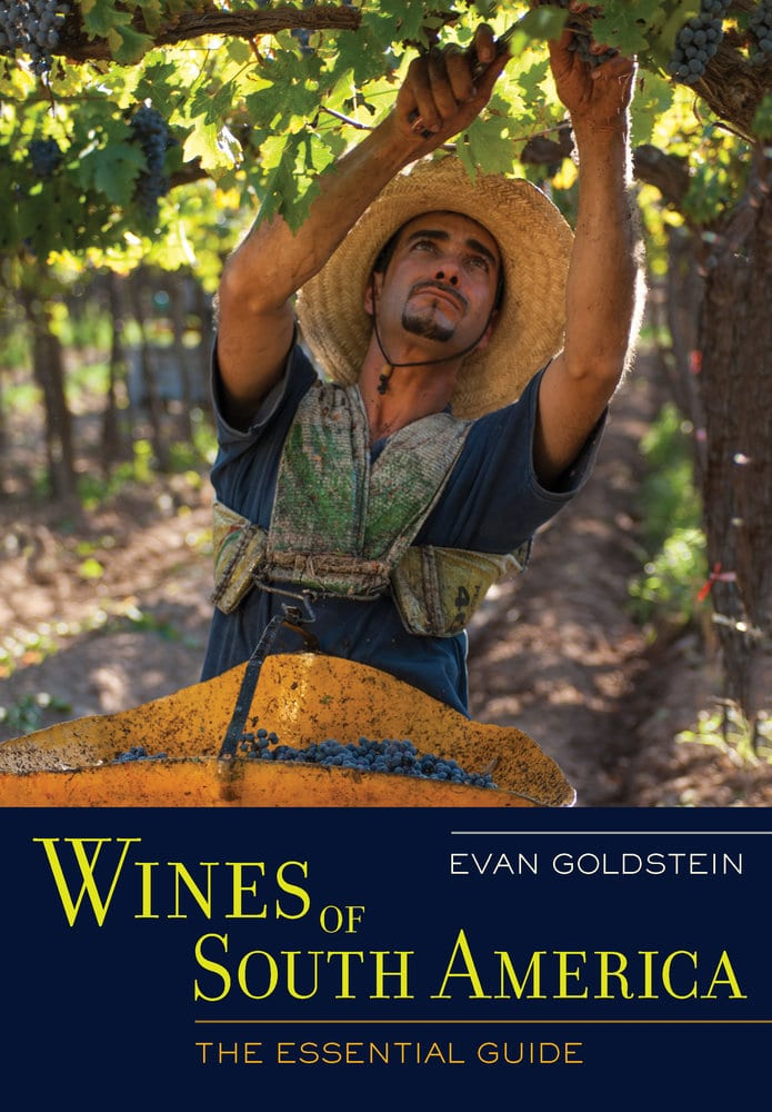 wines of south america evan goldstein