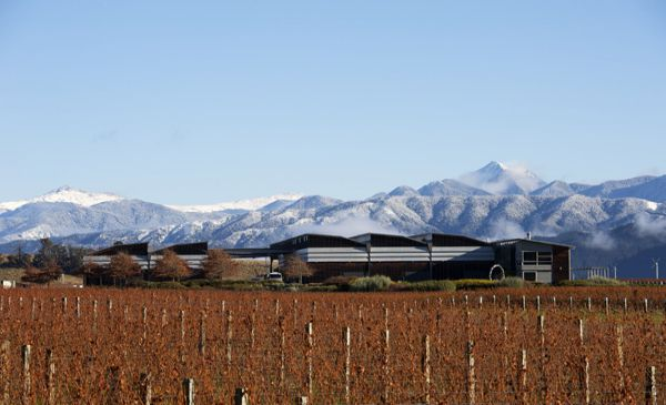 Spy Valley Winery New Zealand