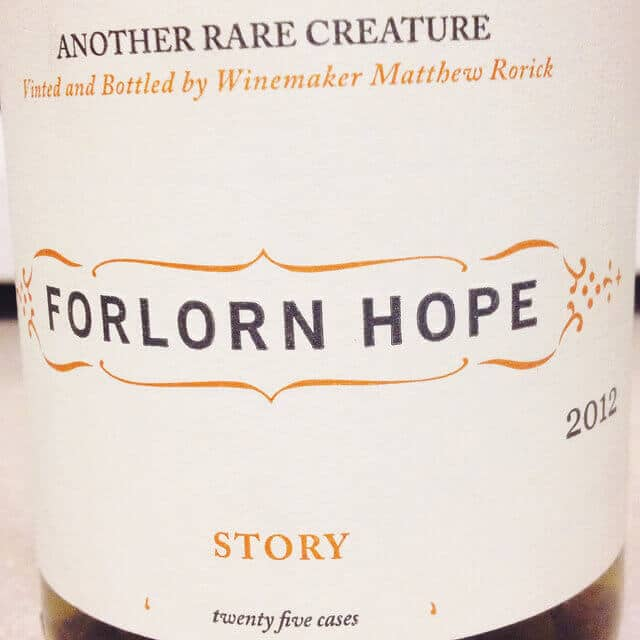 forlorn hope story