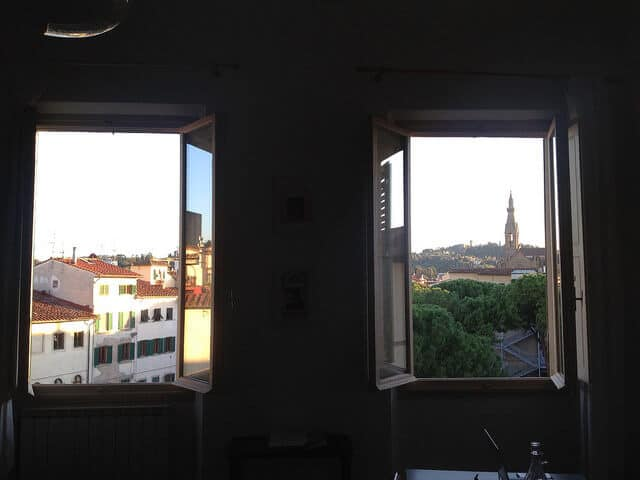 apartment view sant'ambrogio