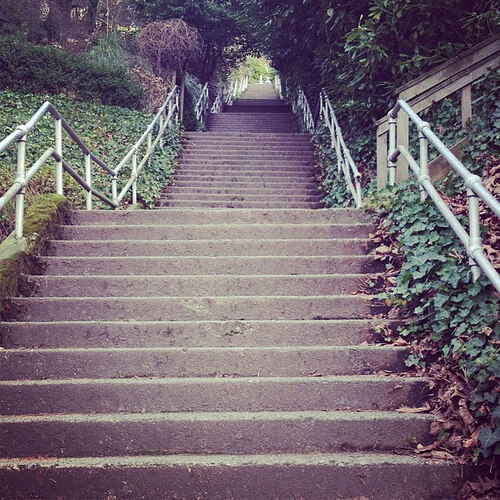 stairs capitol hill seattle