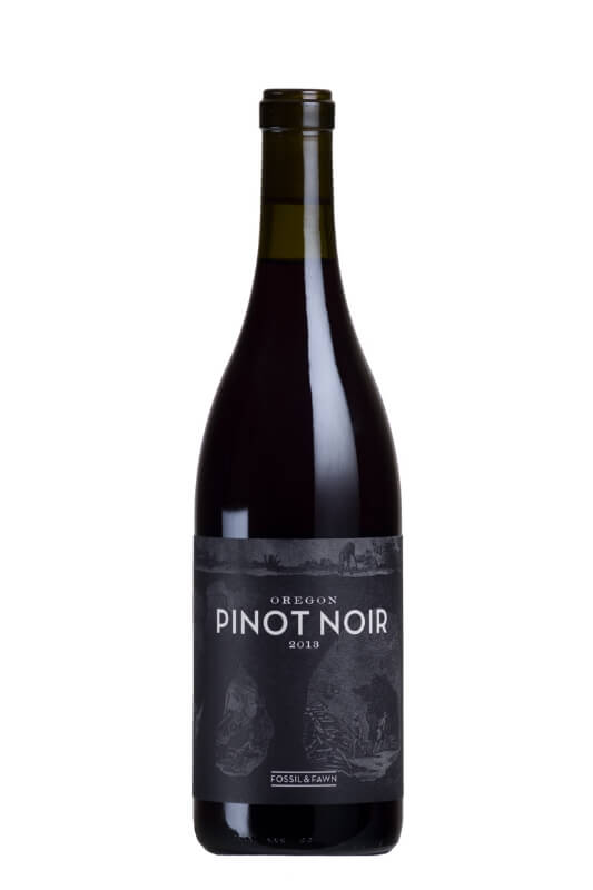 fossil and fawn pinot noir
