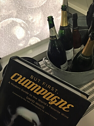 But First Champagne book