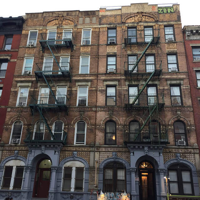 Physical Graffiti St. Mark's Place East Village
