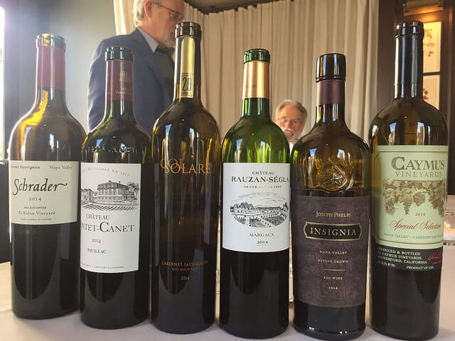 A blind tasting of 2014 Cabernet and Cabernet blends, revealed.