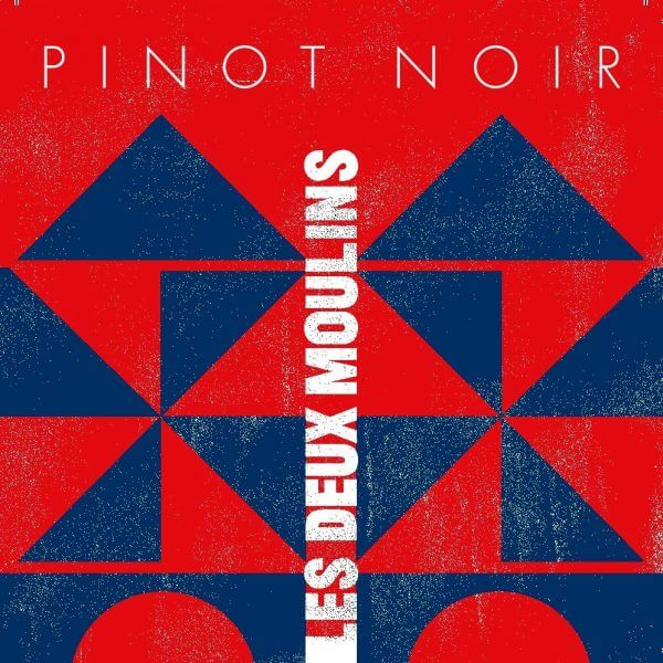 Les Deux Moulins Pinot Noir is the best under $15 Pinot Noir I've had in a long time.