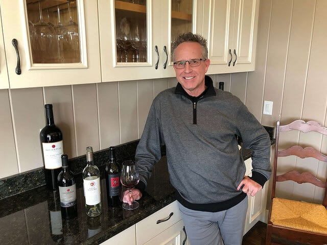 Randy Meyer, winemaker at Geyser Peak Winery