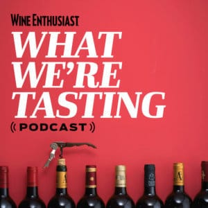 What We're Tasting podcast