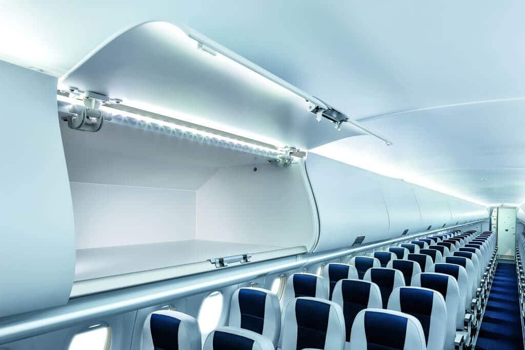 You probably won't have an empty overhead bin, so here are carry-on luggage recommendations.