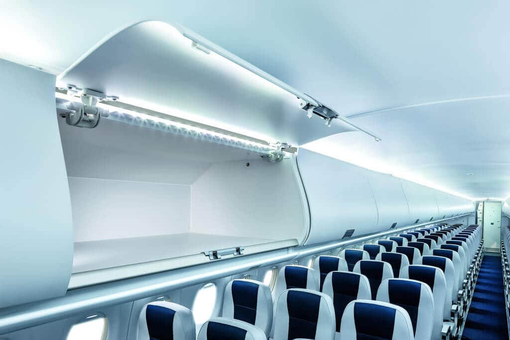 You probably won't have an empty overhead bin, so get some carry-on luggage recommendations.