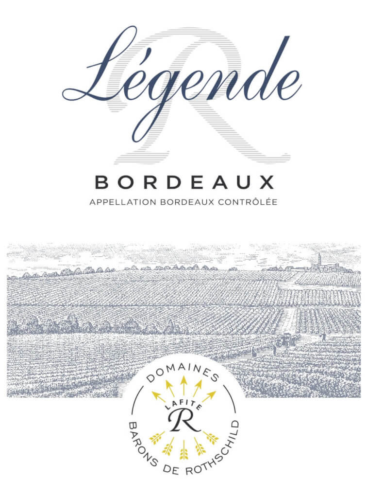 The Legende Bordeaux Blanc is a great under-$20 white wine.