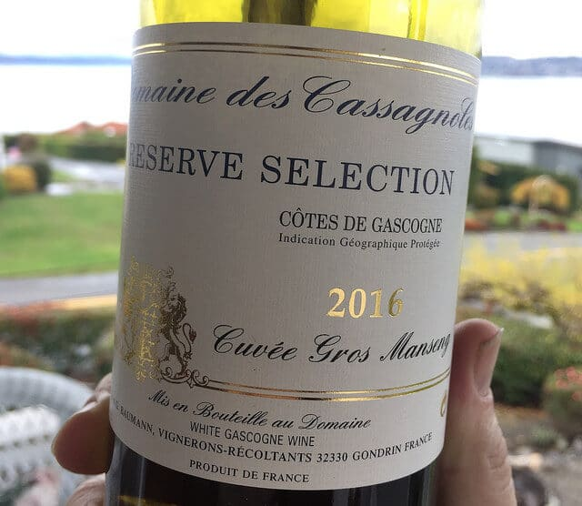 The Domaine des Cassagnoles Gros Manseng is the best bargain white wine in the world.
