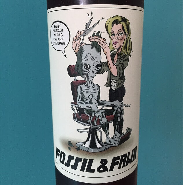 Take a flier on this unusual bottling from Oregon's Fossil & Fawn.