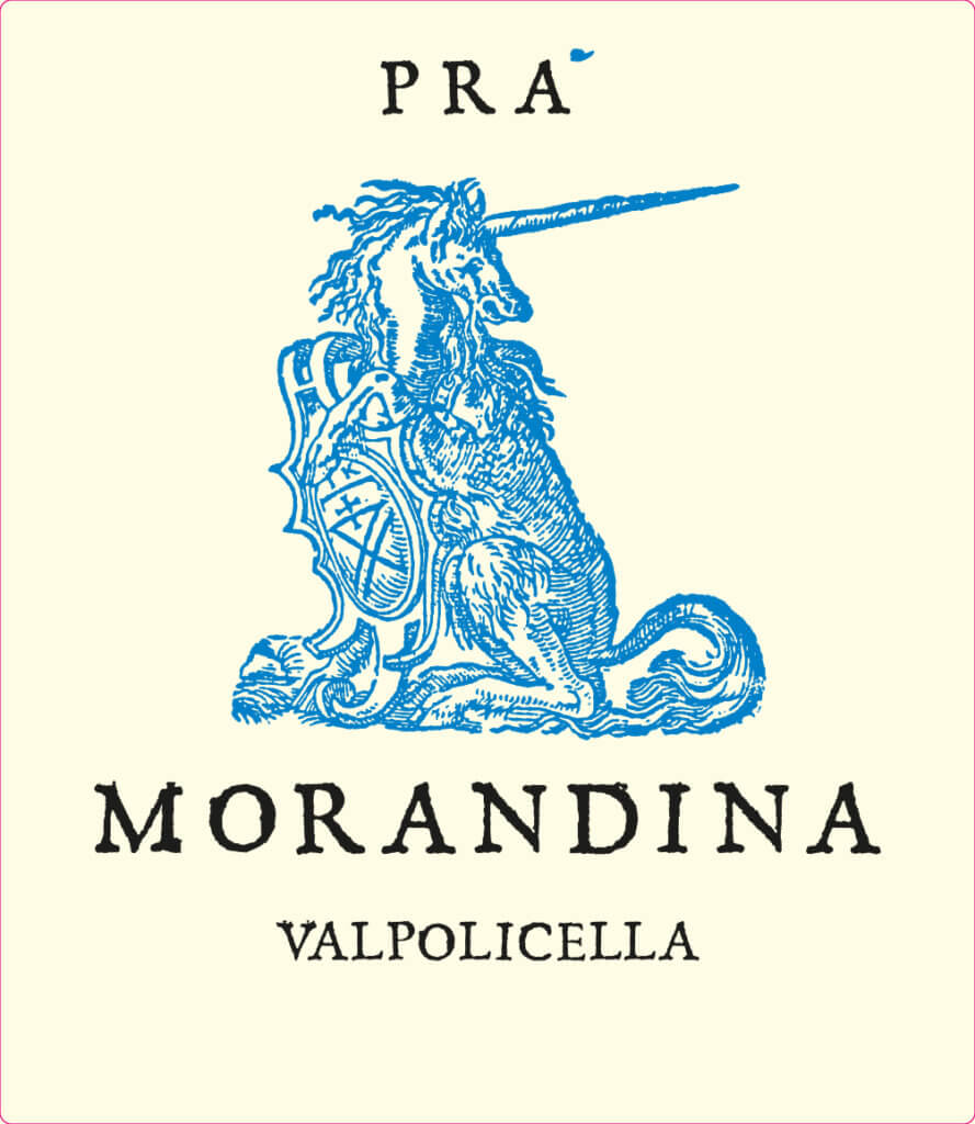 Prà Morandina Valpolicella is a chillable red.