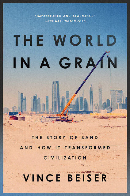 The World in a Grain is a must-read about sand.